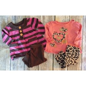 Baby girl size 6 months outfits